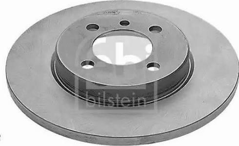 Febi Bilstein 08559 - Bremžu diski autodraugiem.lv