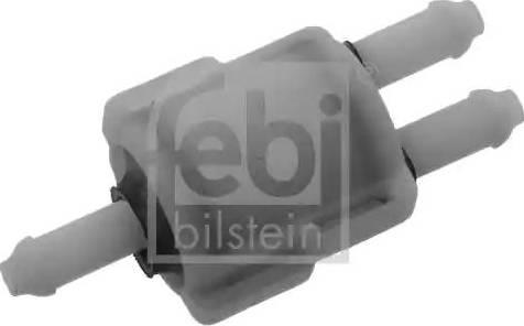 Febi Bilstein 08600 - Vārsts, Stiklu apskalotāja cauruļvads autodraugiem.lv