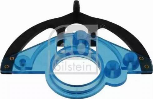 Febi Bilstein 02490 - Vadības elementi, Kondicionieris autodraugiem.lv