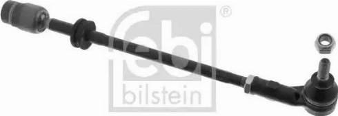 Febi Bilstein 07979 - Remkomplekts, Stūres šķērsstiepnis autodraugiem.lv