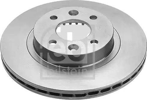 Febi Bilstein 10425 - Bremžu diski autodraugiem.lv