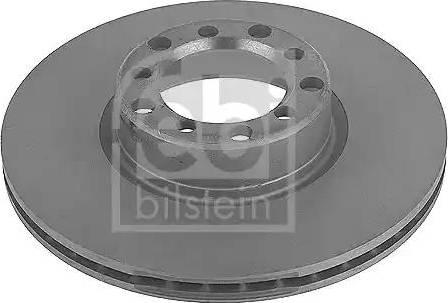 Febi Bilstein 10680 - Bremžu diski autodraugiem.lv