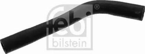 Febi Bilstein 100631 - Radiatora cauruļvads autodraugiem.lv