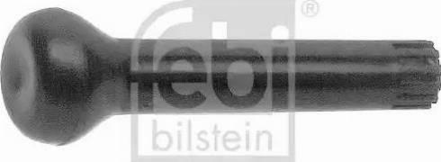 Febi Bilstein 10029 - Slēdzenes poga autodraugiem.lv