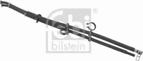 Febi Bilstein 100769 - Cauruļvads, Sodrēju-/Daļiņu filtra reģenerācija autodraugiem.lv