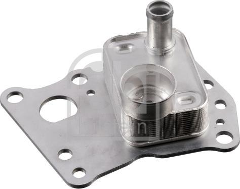 Febi Bilstein 103445 - Eļļas radiators, Mehāniskā pārnesumkārba autodraugiem.lv