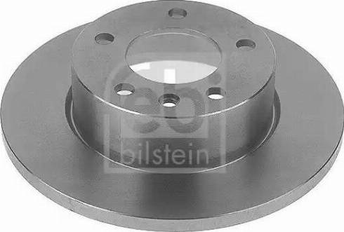 Febi Bilstein 10744 - Bremžu diski autodraugiem.lv