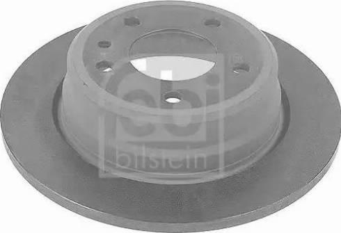 Febi Bilstein 10754 - Bremžu diski autodraugiem.lv