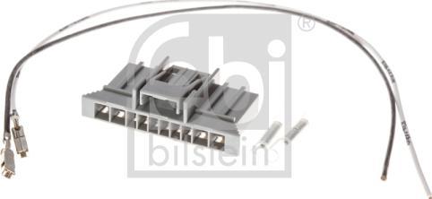 Febi Bilstein 107045 - Vadu remkomplekts, Centrālā elektroapgādes sistēma autodraugiem.lv