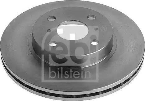 Febi Bilstein 11892 - Bremžu diski autodraugiem.lv