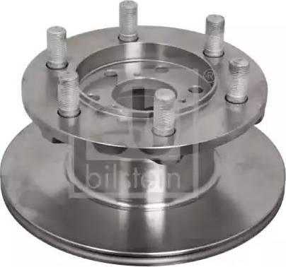 Febi Bilstein 17343 - Bremžu diski autodraugiem.lv