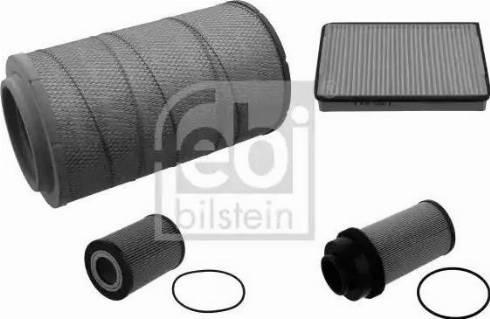 Febi Bilstein 39487 - Filtrs-Komplekts autodraugiem.lv