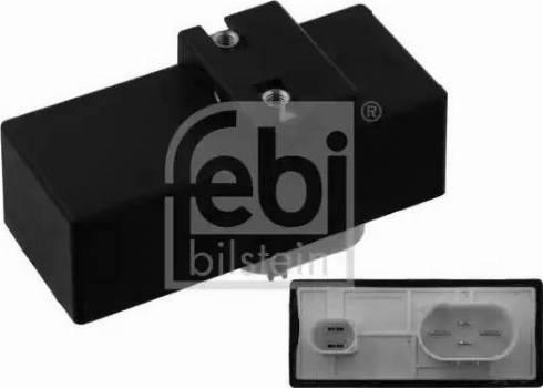 Febi Bilstein 39739 - Vadības bloks, Elektroventilators (Motora dzesēšana) autodraugiem.lv