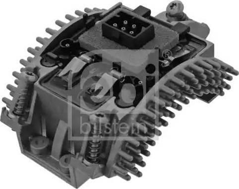 Febi Bilstein 36696 - Vadības bloks, Gaisa kondicionēšanas sistēma autodraugiem.lv