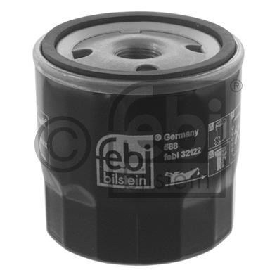 Febi Bilstein 32122 - Eļļas filtrs autodraugiem.lv