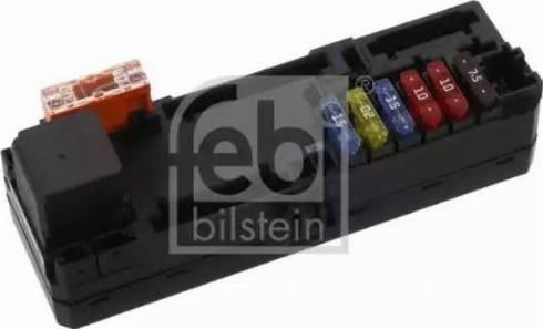 Febi Bilstein 37468 - Drošinātāju kaste autodraugiem.lv