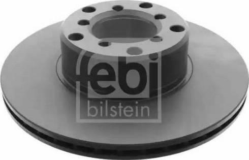 Febi Bilstein 26199 - Bremžu diski autodraugiem.lv