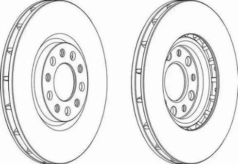 A.B.S. 15772 - Bremžu diski autodraugiem.lv