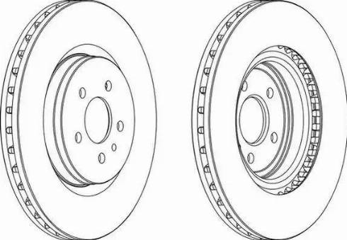 A.B.S. 15413 - Bremžu diski autodraugiem.lv