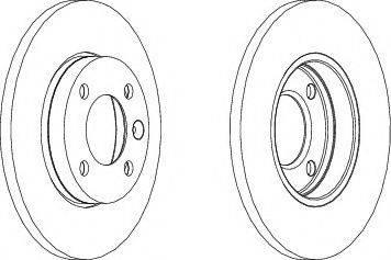 A.B.S. 15706 - Bremžu diski autodraugiem.lv