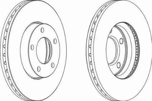A.B.S. 15817 - Bremžu diski autodraugiem.lv