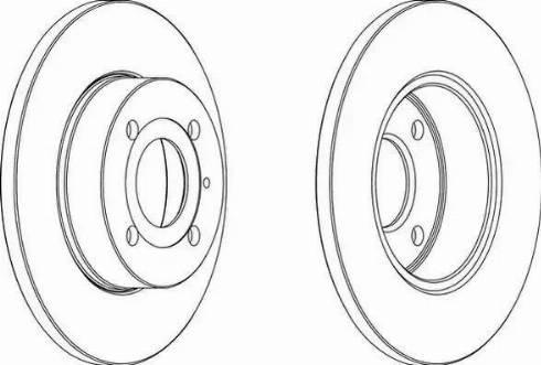 A.B.S. 15051 - Bremžu diski autodraugiem.lv