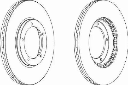A.B.S. 15758 - Bremžu diski autodraugiem.lv