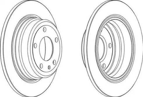 A.B.S. 15871 - Bremžu diski autodraugiem.lv