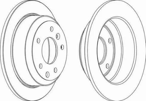 A.B.S. 15632 - Bremžu diski autodraugiem.lv