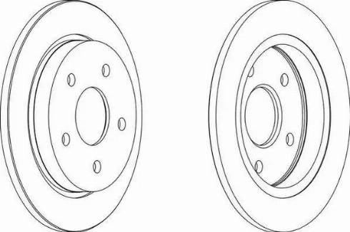 A.B.S. 15802 - Bremžu diski autodraugiem.lv