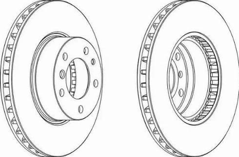 A.B.S. 15869 - Bremžu diski autodraugiem.lv
