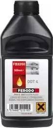 Ferodo FBX050 - Bremžu šķidrums autodraugiem.lv