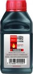Ferodo FBZ025 - Bremžu šķidrums autodraugiem.lv