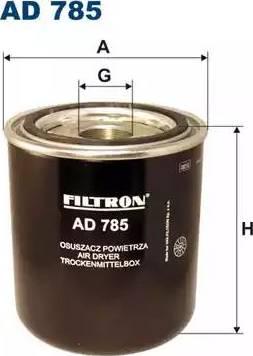 Filtron AD785 - Gaisa sausinātāja patrona, Gaisa kompresors autodraugiem.lv