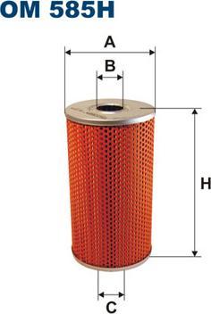 Filtron OM585H - Filtrs, Hidropacēlāja sistēma autodraugiem.lv