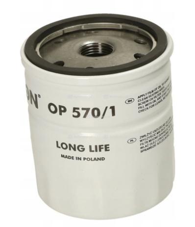 Filtron OP570/1 - Eļļas filtrs autodraugiem.lv