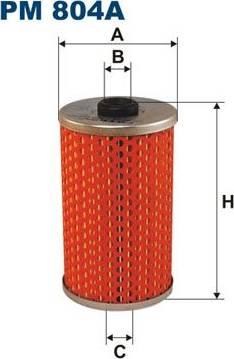 Filtron PM804A - Degvielas filtrs autodraugiem.lv