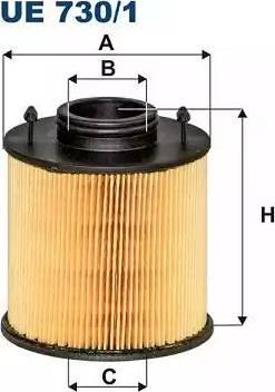 Filtron UE730/1 - Karbamīda filtrs autodraugiem.lv