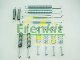 Frenkit 950681 - Piederumu komplekts, Bremžu loki autodraugiem.lv