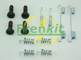 Frenkit 950622 - Piederumu komplekts, Bremžu loki autodraugiem.lv