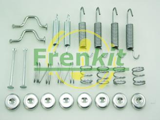 Frenkit 950816 - Piederumu komplekts, Bremžu loki autodraugiem.lv