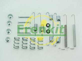 Frenkit 950710 - Piederumu komplekts, Bremžu loki autodraugiem.lv