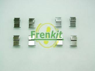 Frenkit 901162 - Piederumu komplekts, Disku bremžu uzlikas autodraugiem.lv