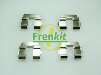 Frenkit 901272 - Piederumu komplekts, Disku bremžu uzlikas autodraugiem.lv