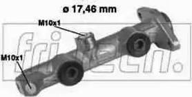 Fri.Tech. PF085 - Galvenais bremžu cilindrs autodraugiem.lv