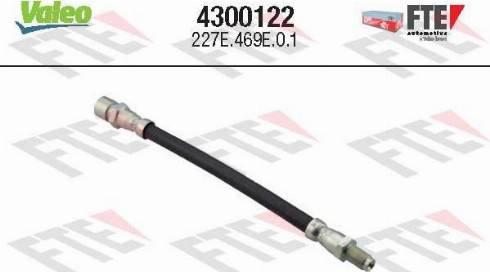 FTE 4300122 - Sajūga šļūtene autodraugiem.lv
