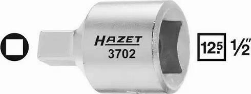 HAZET 3702 - Muciņatslēga, Eļļas noliešanas skrūve autodraugiem.lv