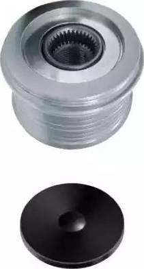 HELLA 9XU 358 039-051 - Ģeneratora brīvgaitas mehānisms autodraugiem.lv