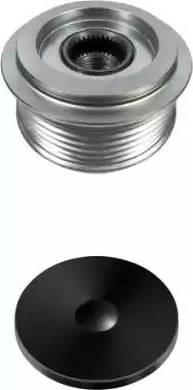 HELLA 9XU 358 039-241 - Ģeneratora brīvgaitas mehānisms autodraugiem.lv