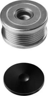 HELLA 9XU 358 038-051 - Ģeneratora brīvgaitas mehānisms autodraugiem.lv